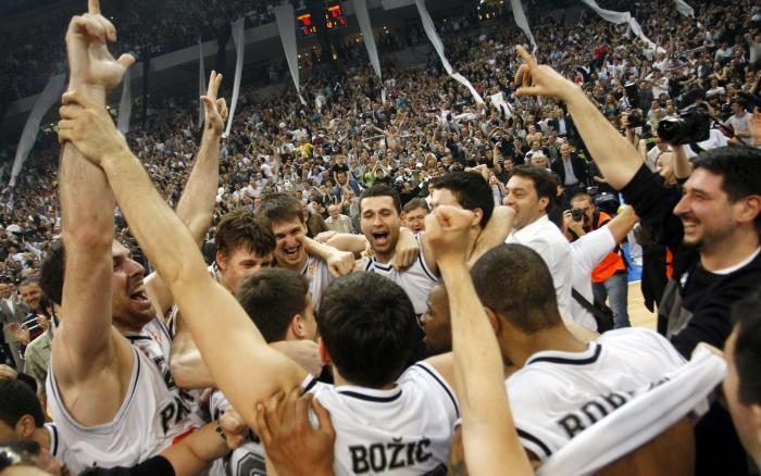 Belgrade Arena - Partizan Maccabi