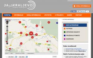"""""""Ja za Kraljevo"""" initiative"""
