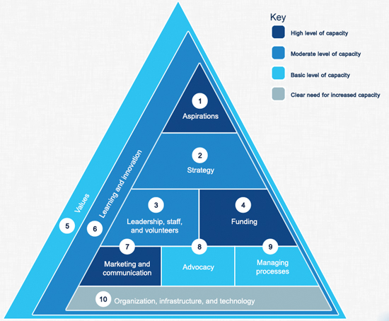 OCAT Capacity Framework