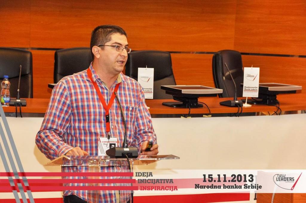 Konferencija novih lidera 2013