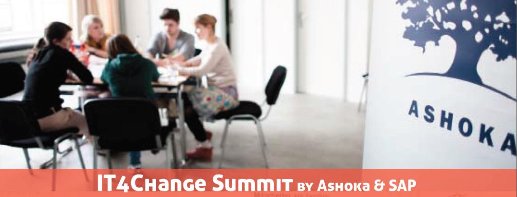Ashoka IT4Change Summit