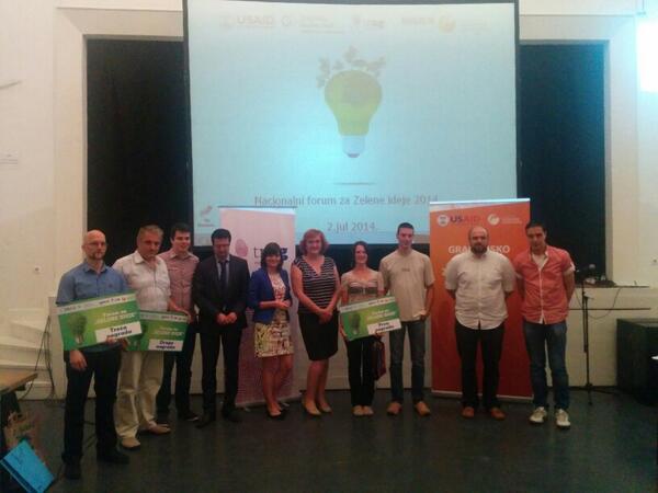 Nacionalni forum za zelene ideje