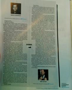 Pisma u Newsweeku 1. deo