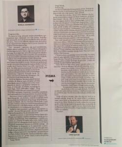 Pisma u Newsweeku 2. deo